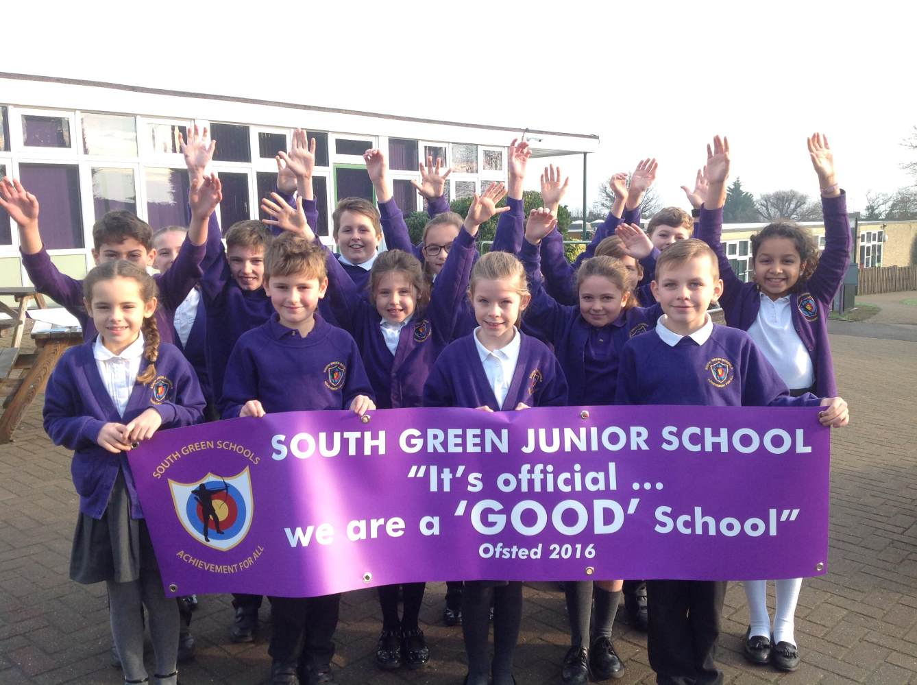 Ofsted good banner